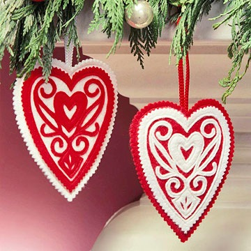 Cardinal Ornaments For Christmas Trees