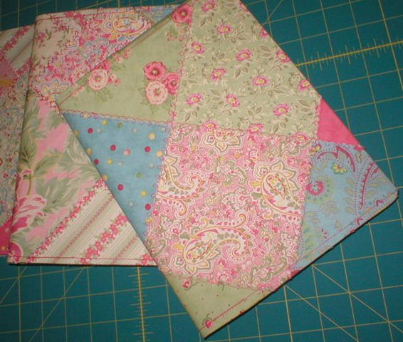 Patchwork Book Cover Pattern ~ Reading and writing was never sew fun the domestic diva