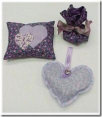 purplehearthanging