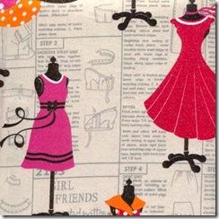 pinkmannequindressfabric