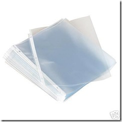 sheetprotector