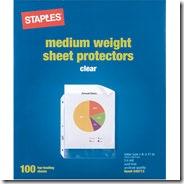sheetprotectors
