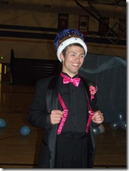 2007 THS Prom King