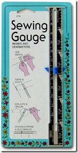 sewinggauge