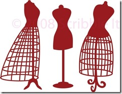 vintagevinyldressforms
