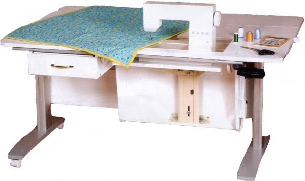 Woodwork Sewing Machine Serger Cabinet Plans PDF Plans