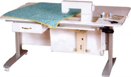 Diy Sewing Machine Desk Cabinet Plans Download Side Table Modern Drunk72bsl
