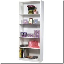 whitebookcase