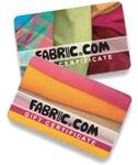FabricComGiftCard