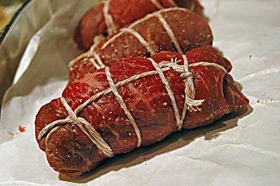 If You Want Can Make Your Own Braciole Or Get It Already Prepared From Local Butcher