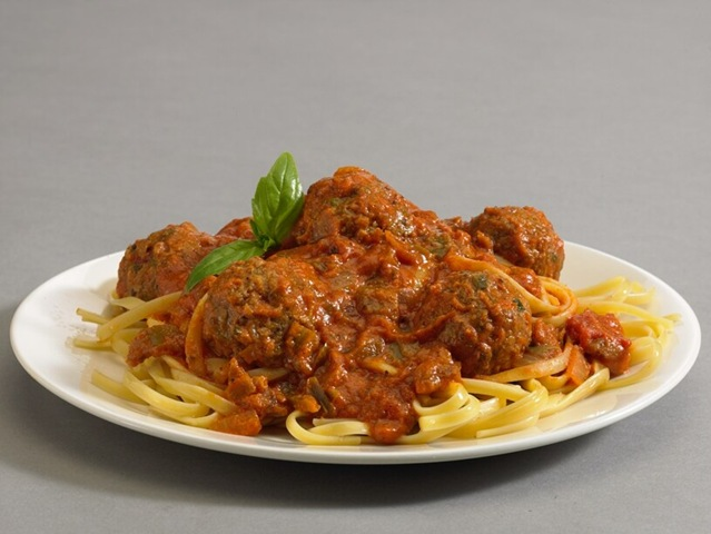 The secret recipe for best ever italian meatballs the domestic making fresh bread crumbs is easy peasy just take day old semolina italian bread and put it in the food processor or blender until its fine forumfinder Gallery