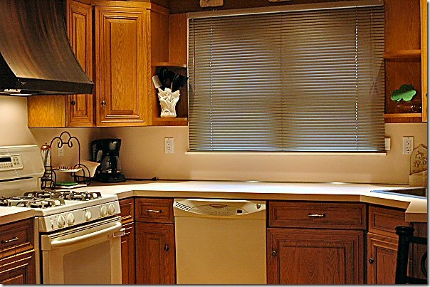 Every Year For The Last 17 Years, I Look At My Fugly Oak Kitchen Cabinets  (pictured Above) And Fantasize About Calling The Cabinet Guy To Have A New  Fancy ...