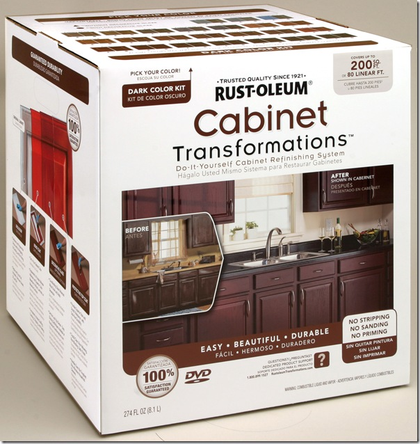 Best Paint For Kitchen Cabinets Lowes: Diva's Rust-Oleum Cabinet Transformation