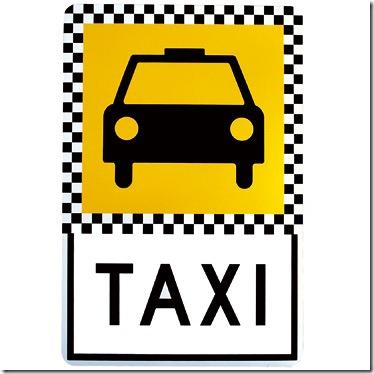 taxistandsigh